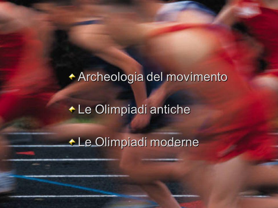 Archeologia del movimento