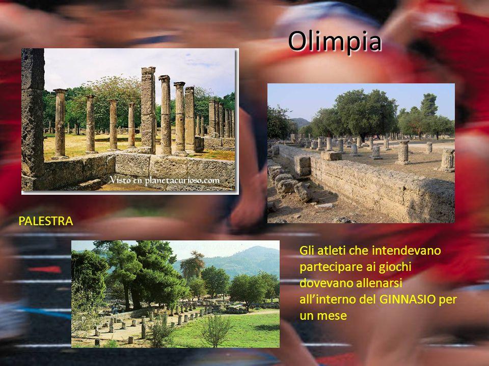 Olimpia PALESTRA.