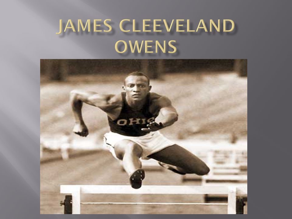 James Cleeveland Owens