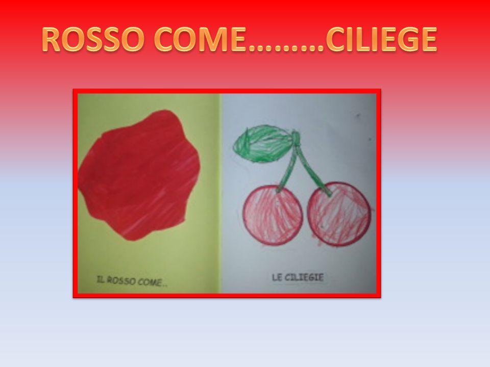 ROSSO COME………CILIEGE