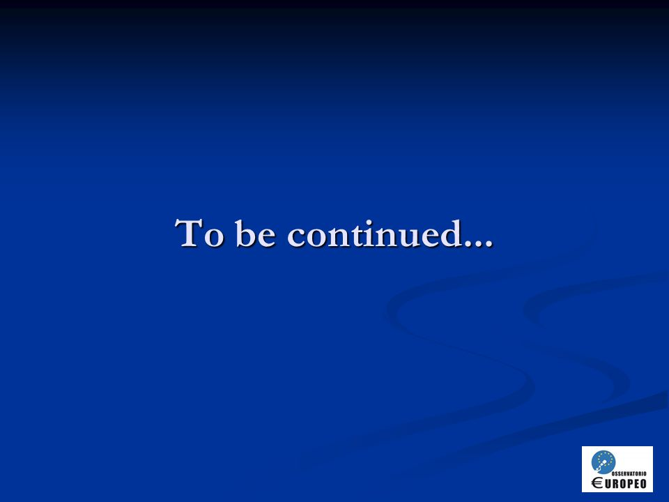 To be continued... 12