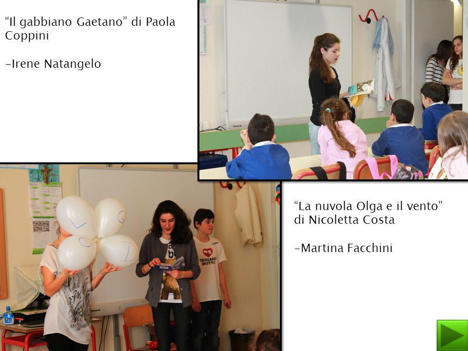 Il gabbiano Gaetano di Paola Coppini