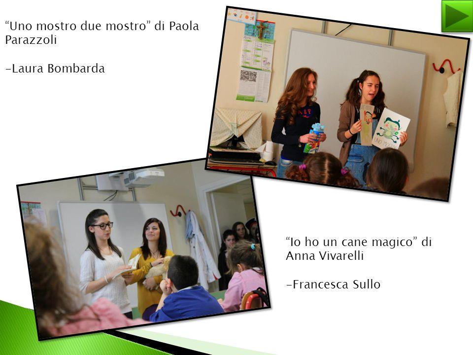 Uno mostro due mostro di Paola Parazzoli