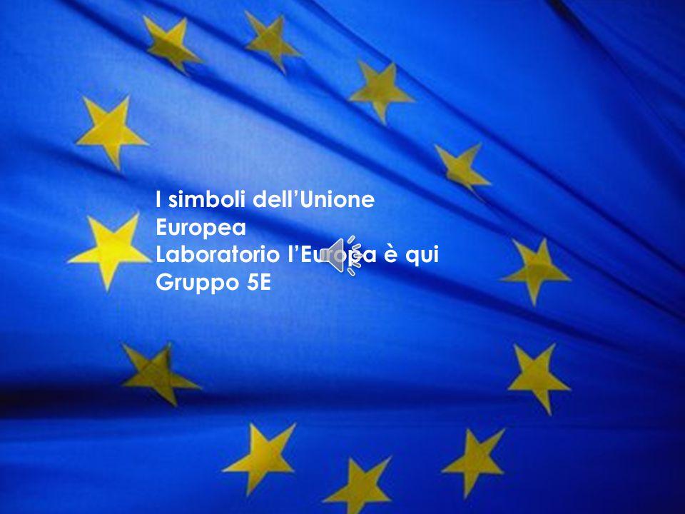I simboli dell'Unione Europea