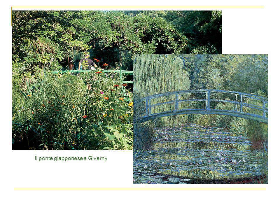 Il ponte giapponese a Giverny