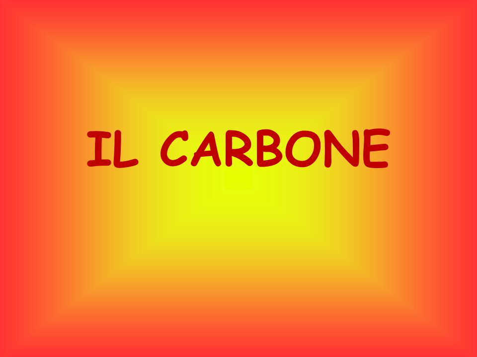 IL CARBONE
