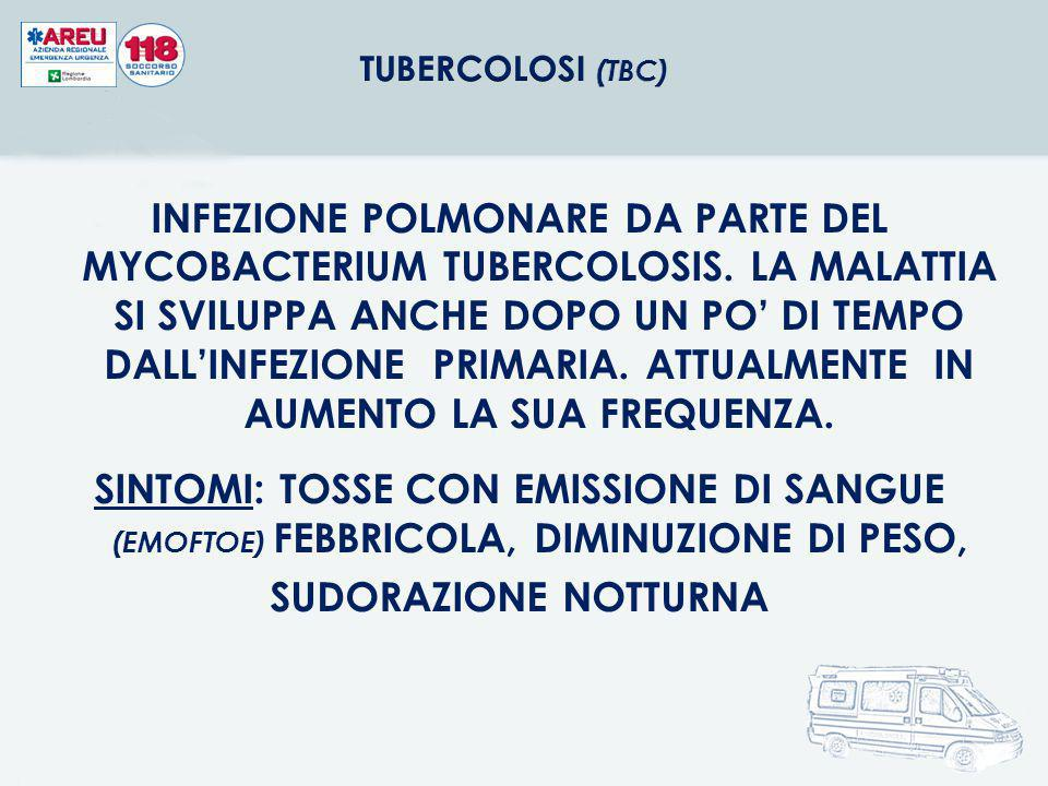 TUBERCOLOSI (TBC)