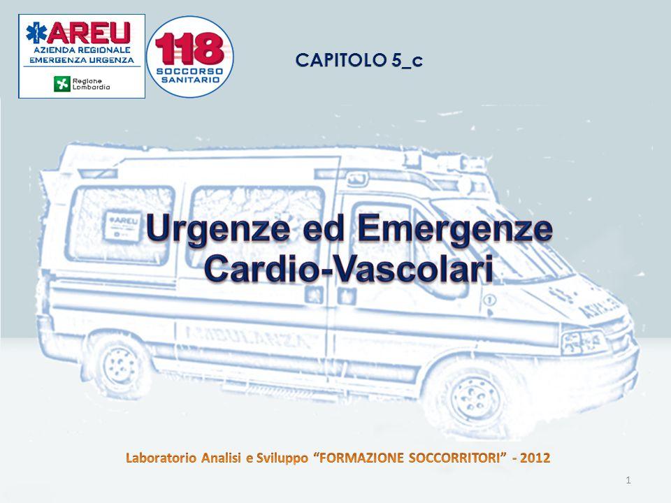 Urgenze ed Emergenze Cardio-Vascolari