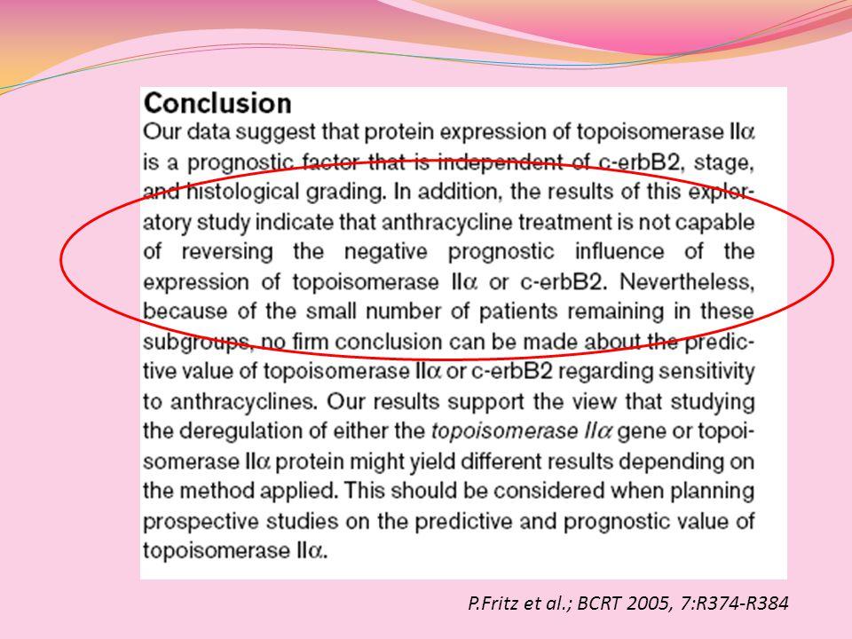 P.Fritz et al.; BCRT 2005, 7:R374-R384