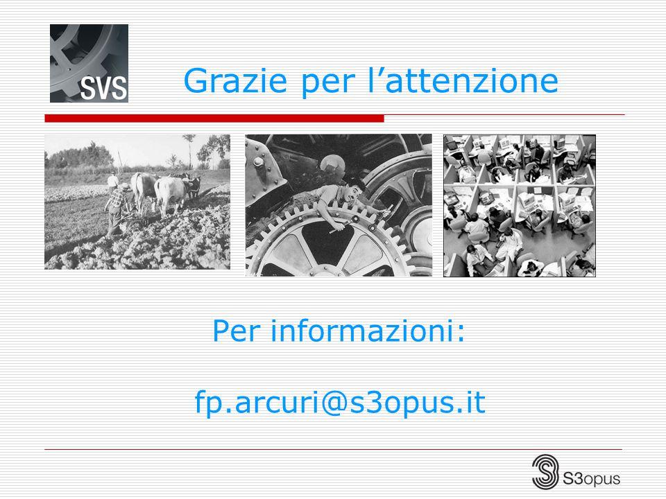 Per informazioni: fp.arcuri@s3opus.it
