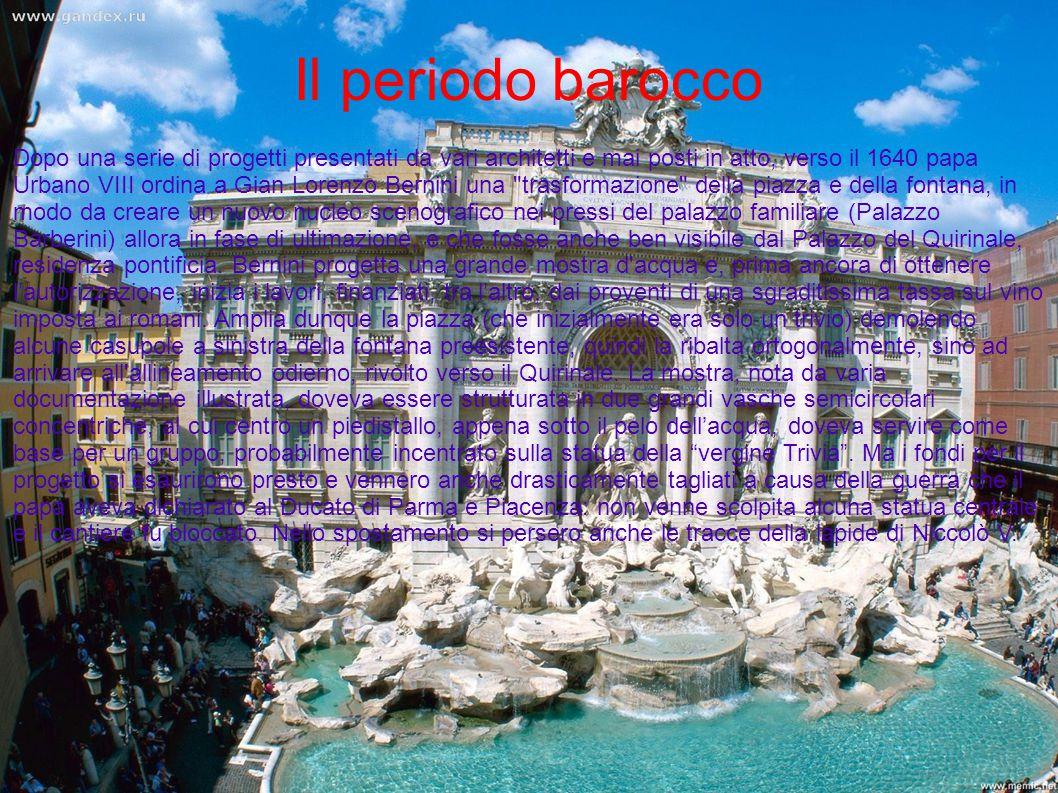 Il periodo barocco