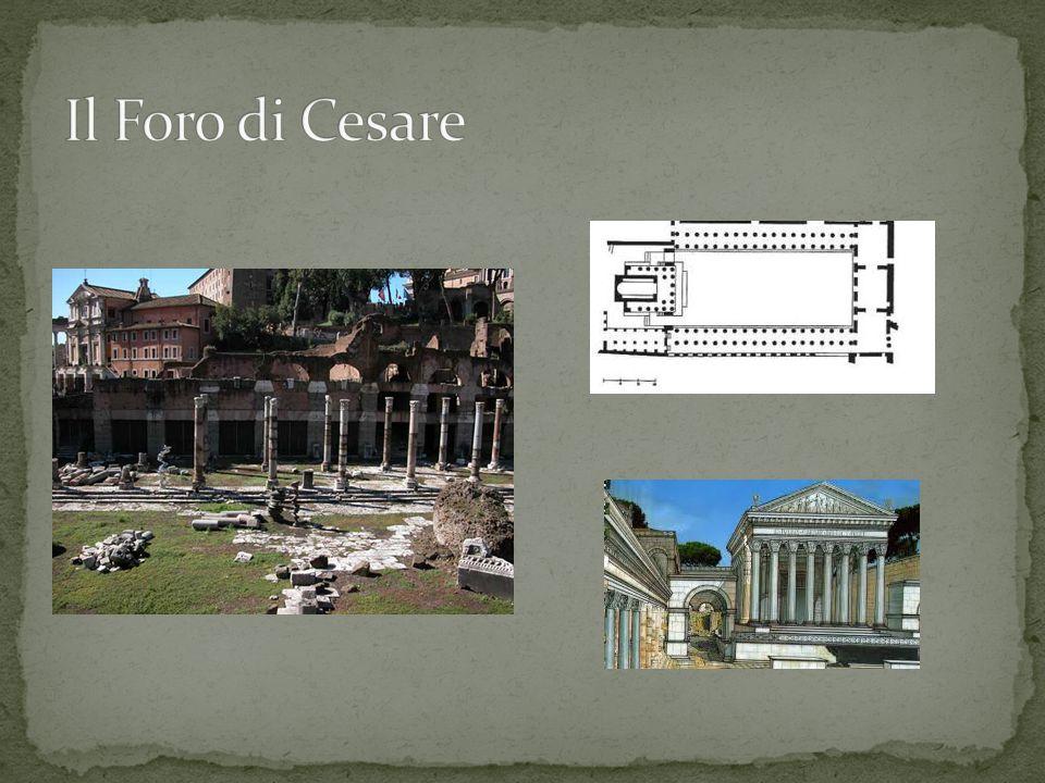 Il Foro di Cesare