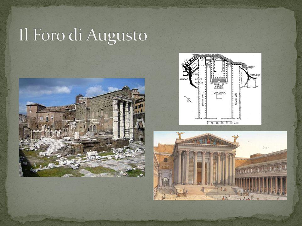 Il Foro di Augusto