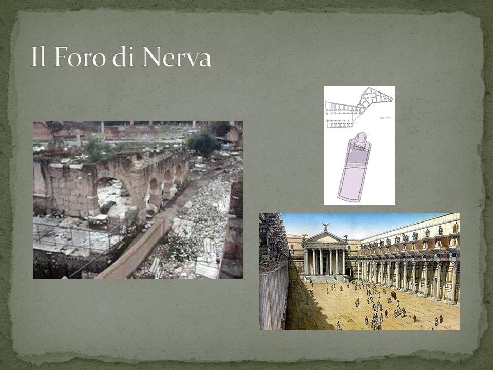Il Foro di Nerva