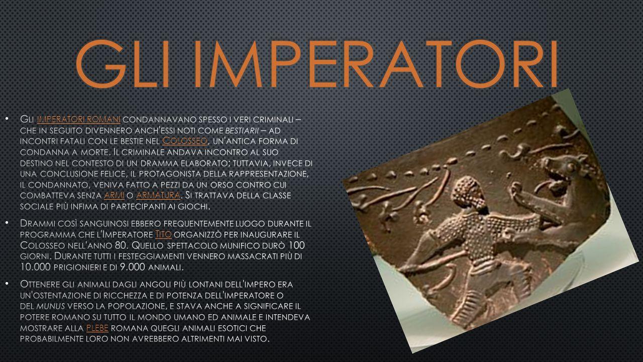 Gli imperatori
