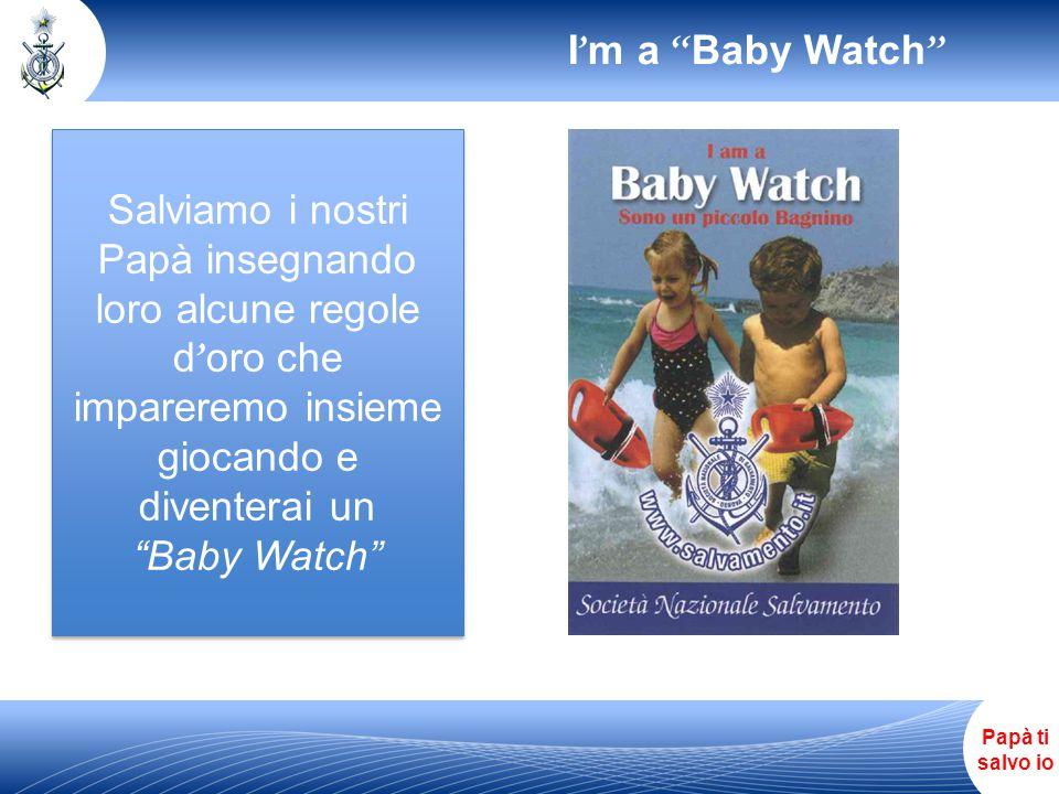 I'm a Baby Watch Salviamo i nostri Papà insegnando loro alcune regole d'oro che impareremo insieme giocando e diventerai un.