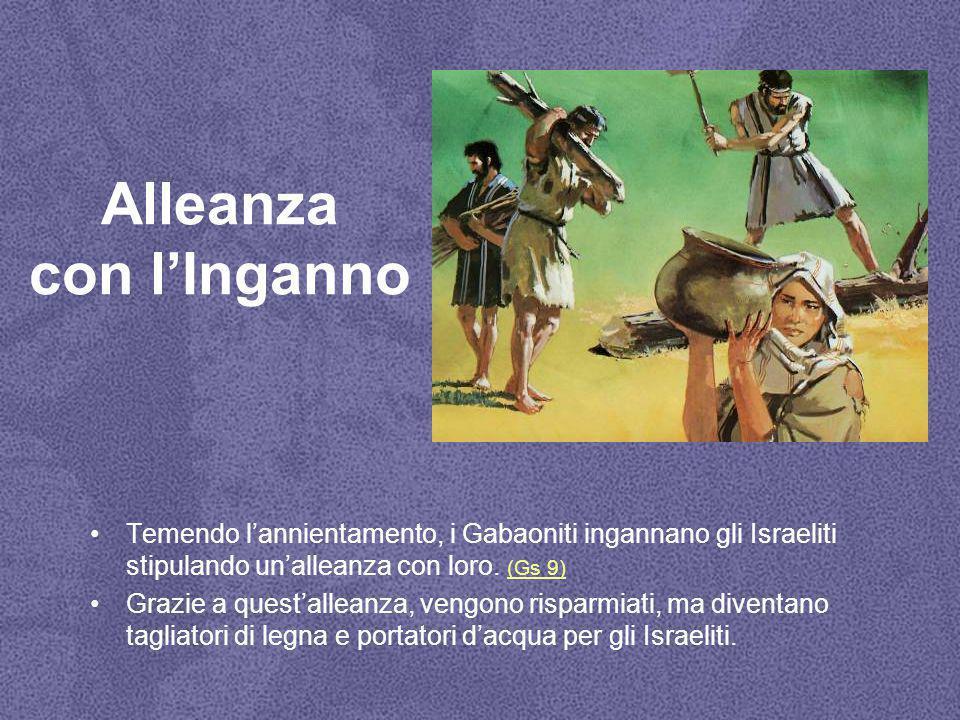 Alleanza con l'Inganno