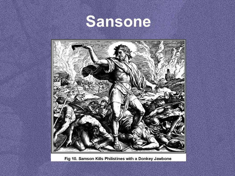 Sansone See http://www.truthnet.org/Biblicalarcheology/7/Judges-Bible-Archeology.htm