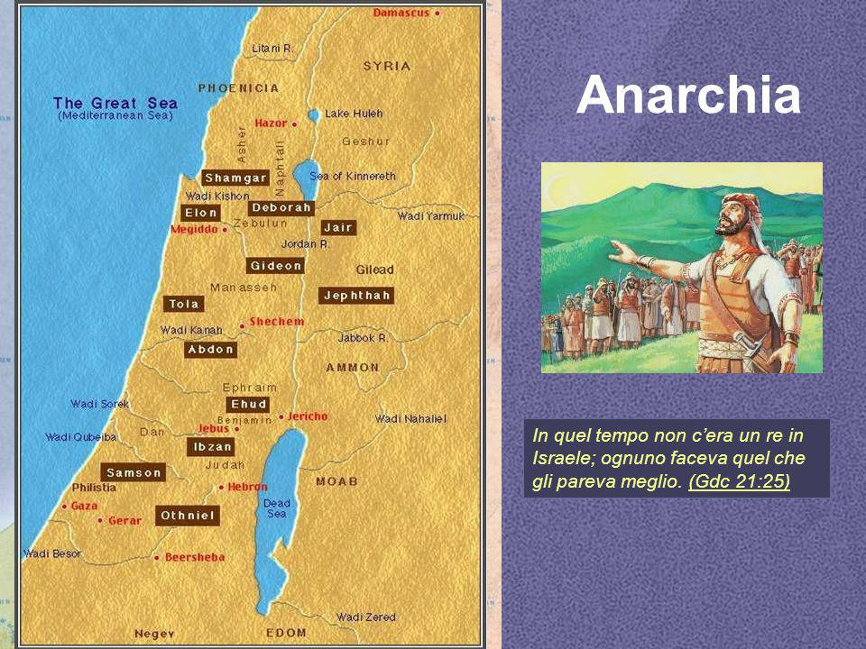 Anarchia http://www.truthnet.org/Biblicalarcheology/7/Judges-Bible-Archeology.htm.