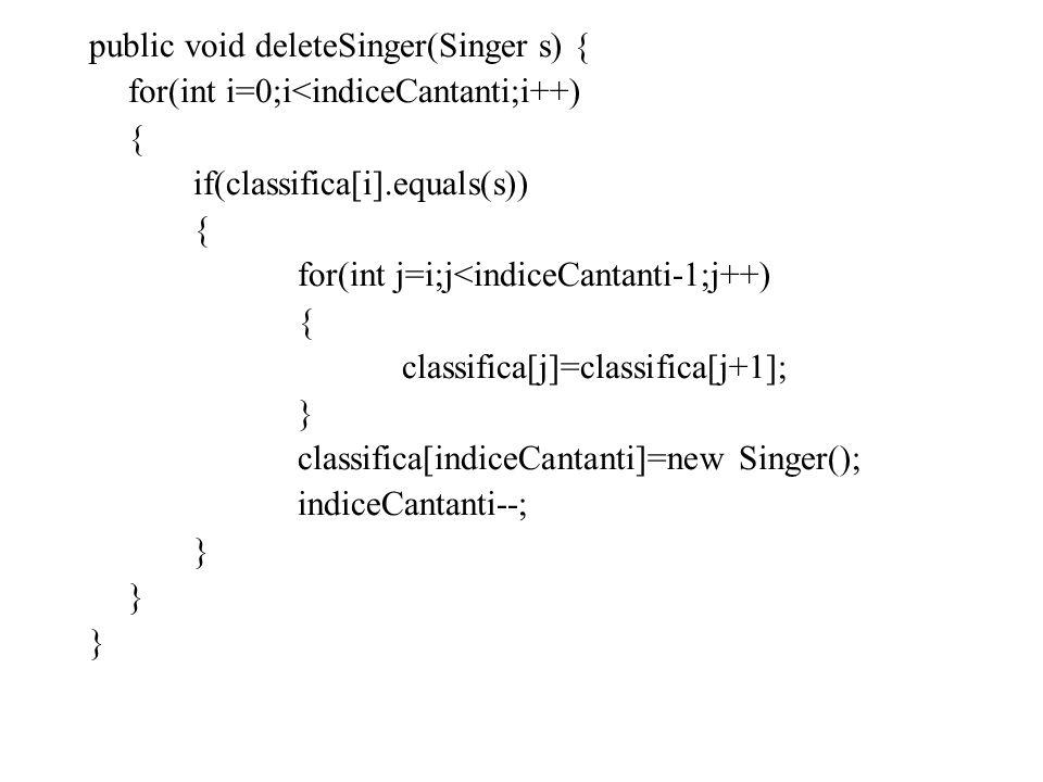 public void deleteSinger(Singer s) {