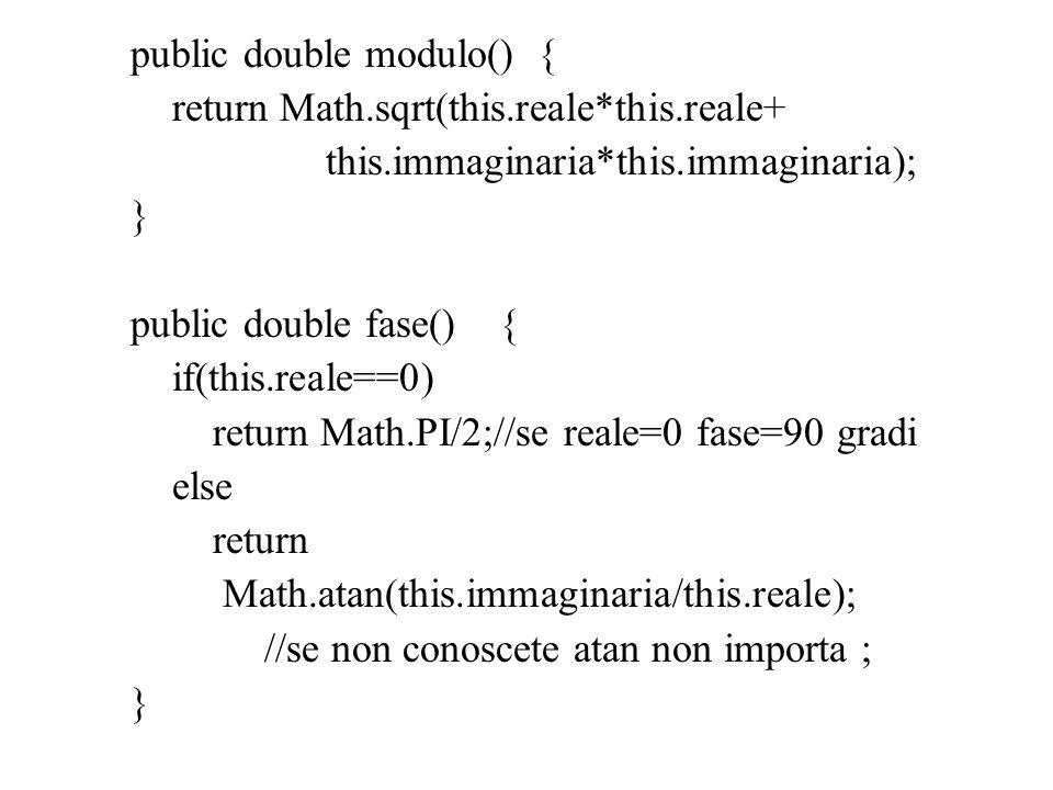 public double modulo() {