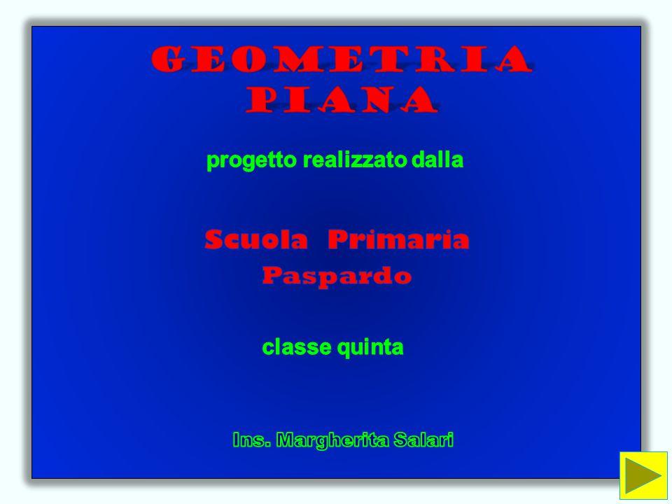GEOMETRIA PIANA Scuola Primaria Paspardo progetto realizzato dalla