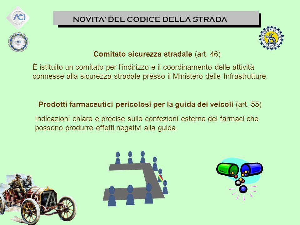 Comitato sicurezza stradale (art. 46)