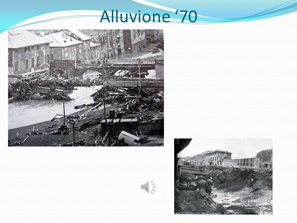 Alluvione '70