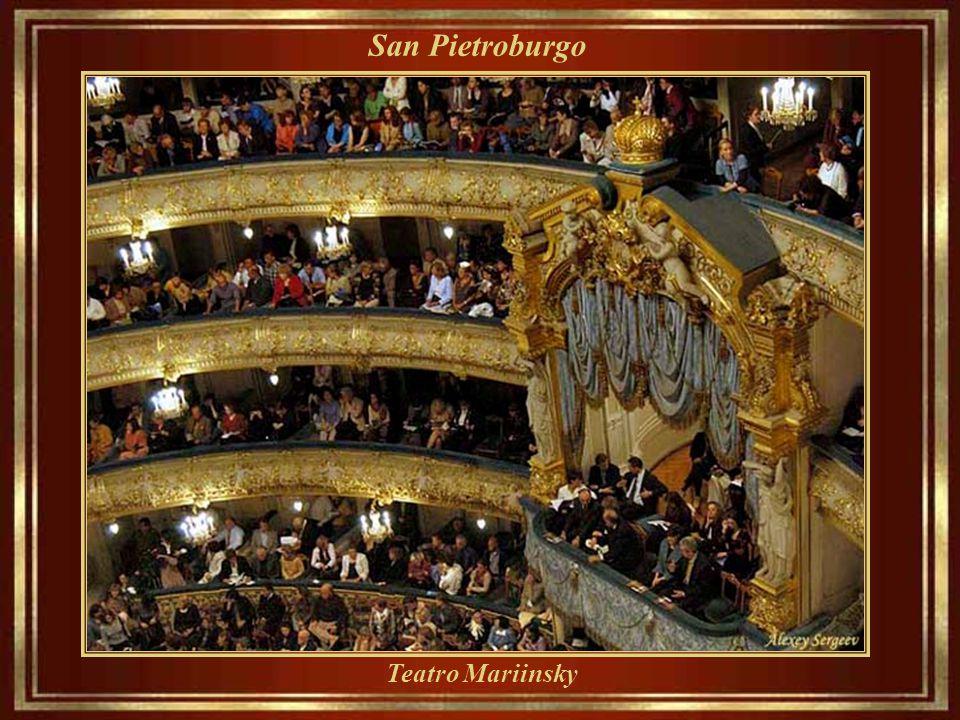 San Pietroburgo Teatro Mariinsky