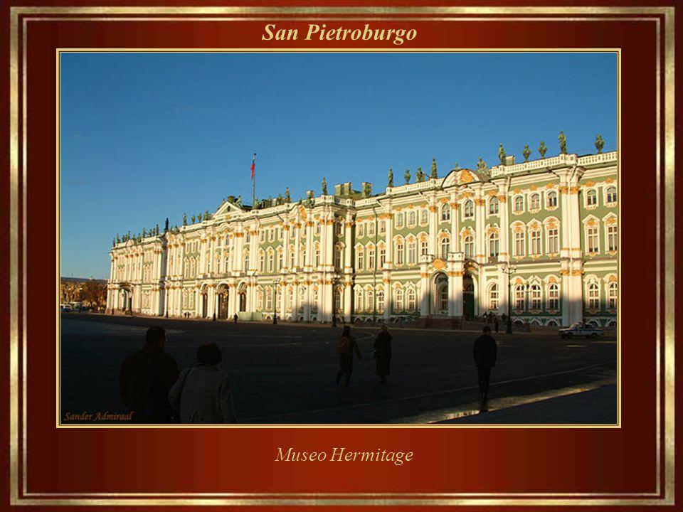 San Pietroburgo Museo Hermitage