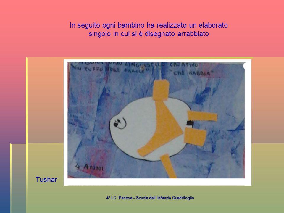 4° I.C. Padova – Scuola dell' Infanzia Quadrifoglio