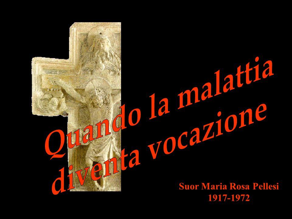 Suor Maria Rosa Pellesi