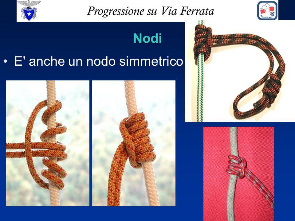 Nodi E anche un nodo simmetrico