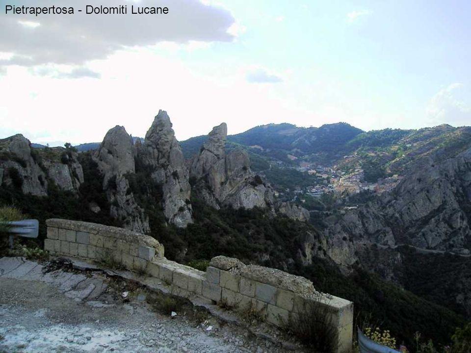 Pietrapertosa - Dolomiti Lucane