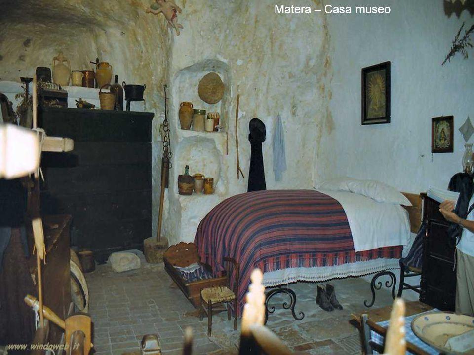 Matera – Casa museo