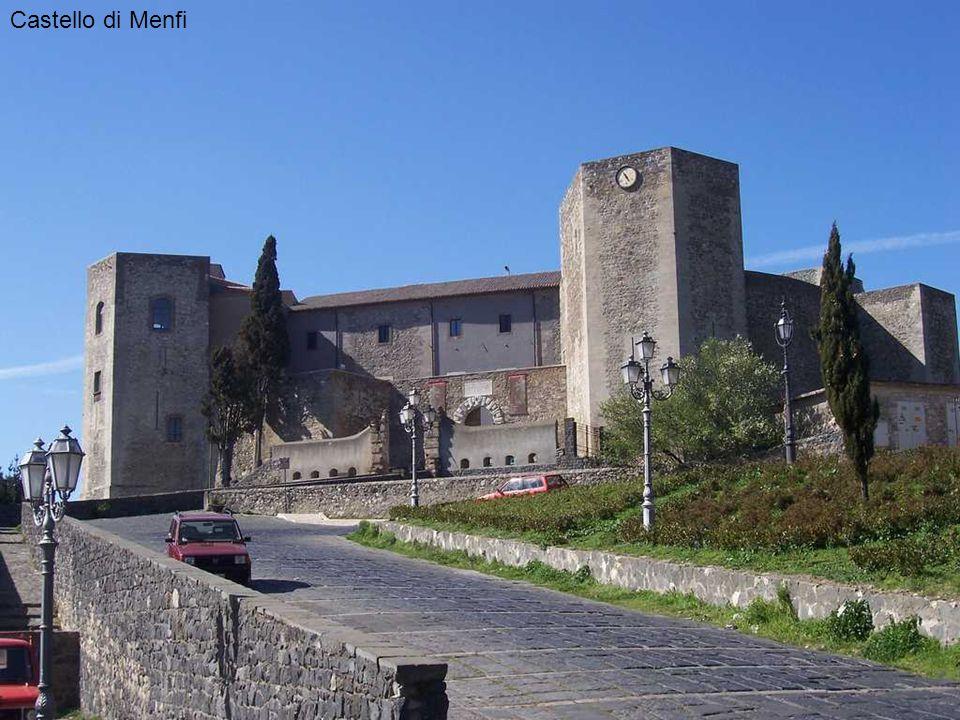Castello di Menfi