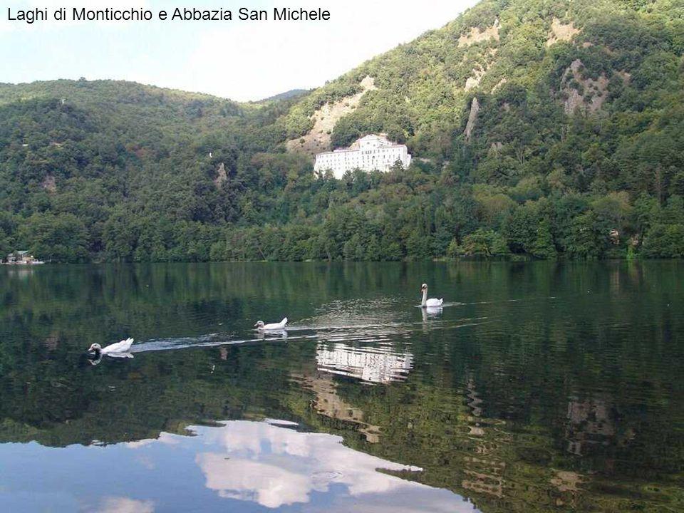 Laghi di Monticchio e Abbazia San Michele