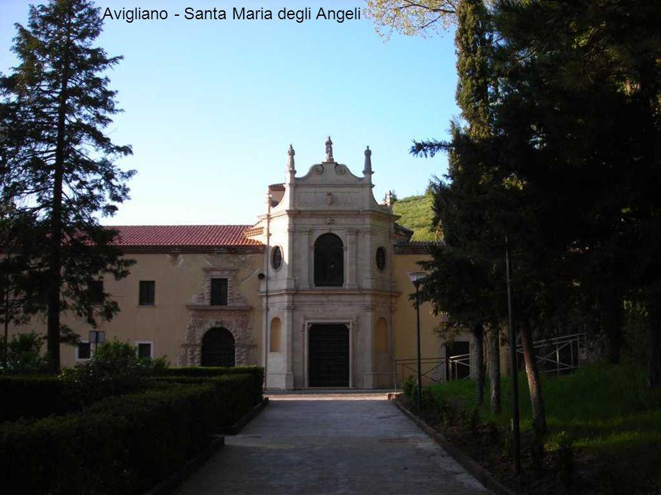 Avigliano - Santa Maria degli Angeli
