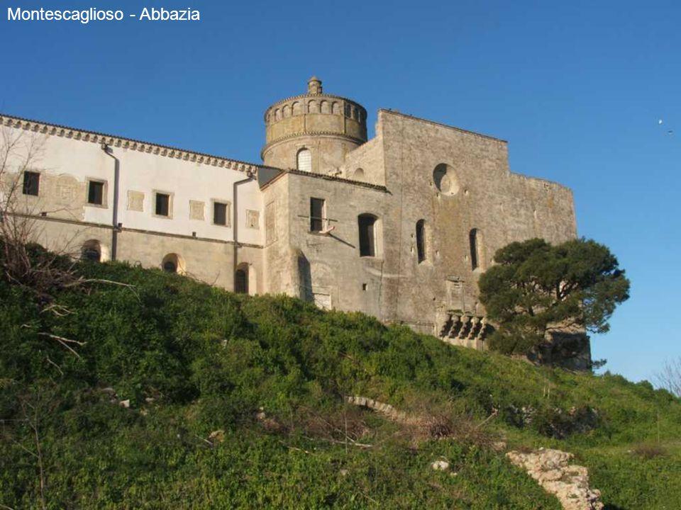 Montescaglioso - Abbazia