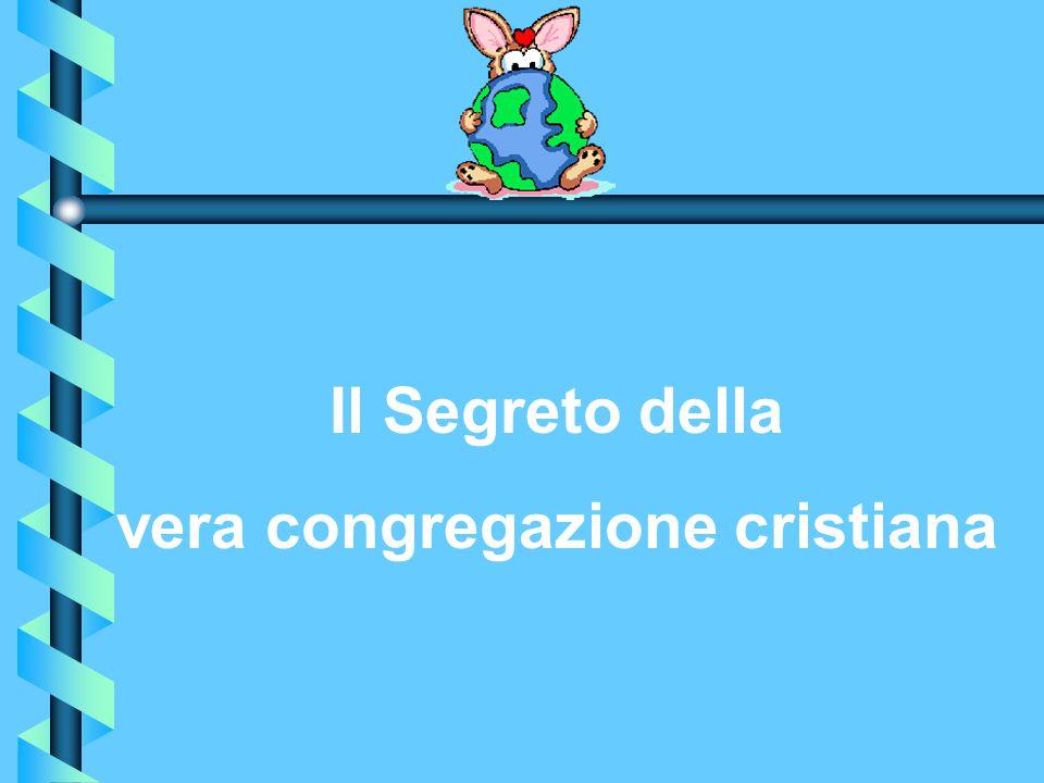 vera congregazione cristiana