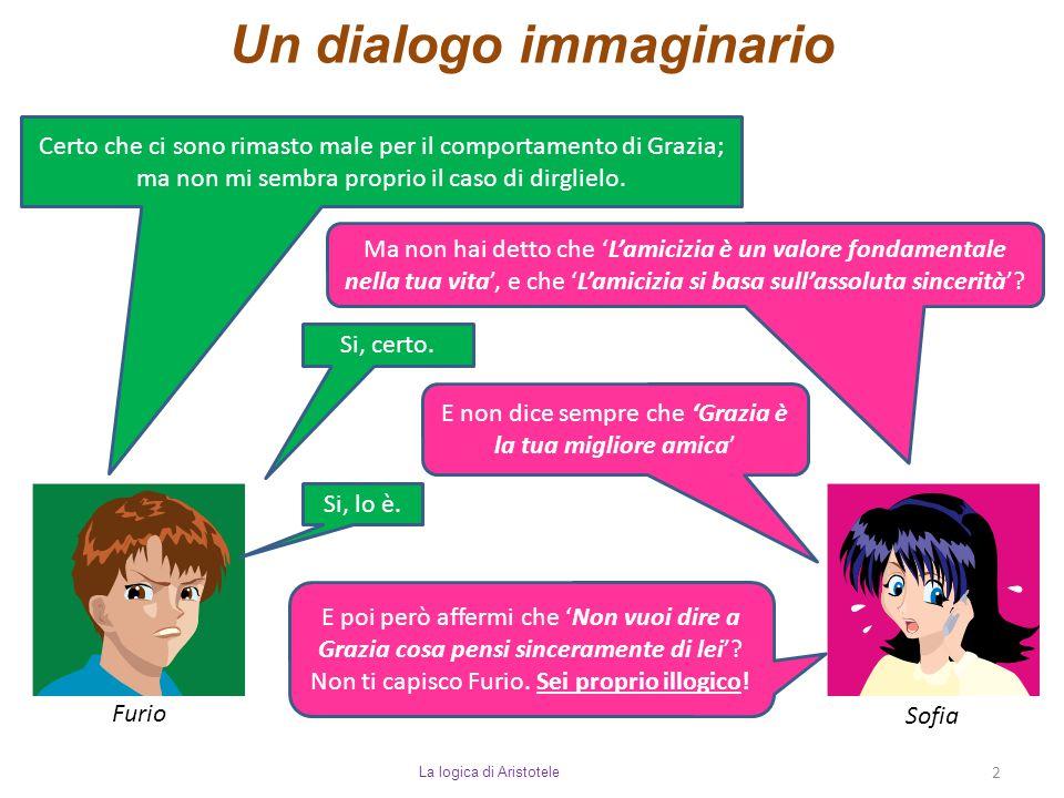 Un dialogo immaginario
