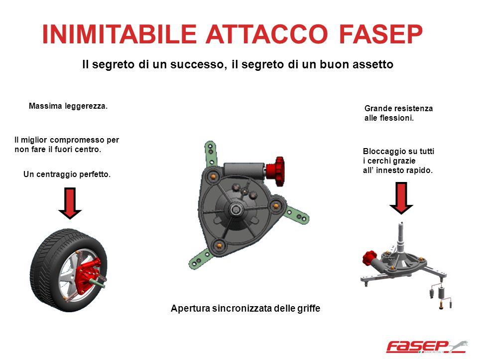 INIMITABILE ATTACCO FASEP