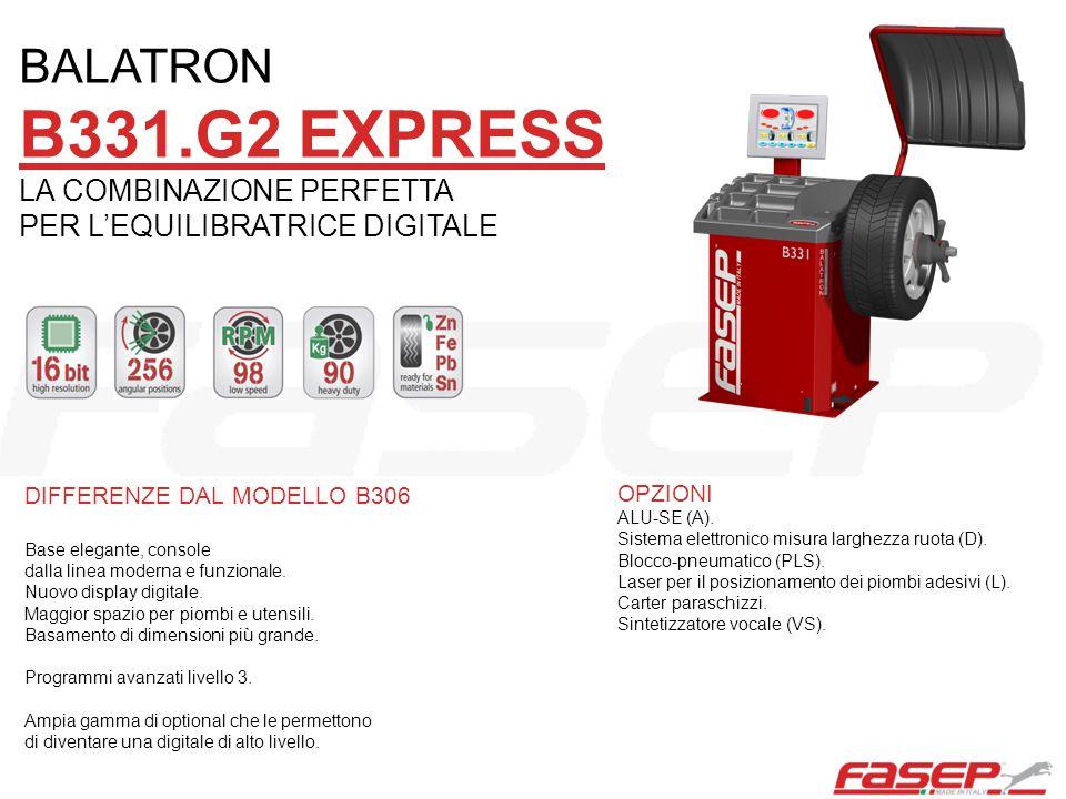 B331.G2 EXPRESS BALATRON LA COMBINAZIONE PERFETTA