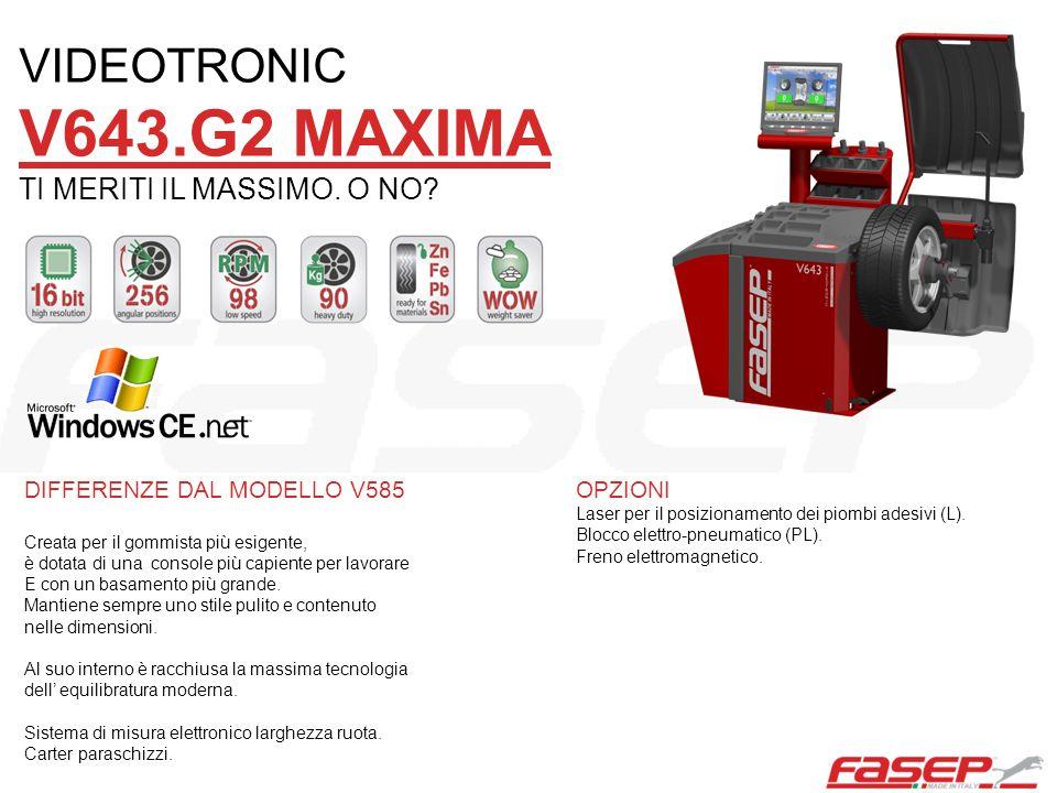 V643.G2 MAXIMA VIDEOTRONIC TI MERITI IL MASSIMO. O NO