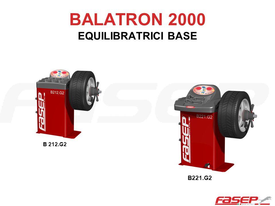 BALATRON 2000 EQUILIBRATRICI BASE