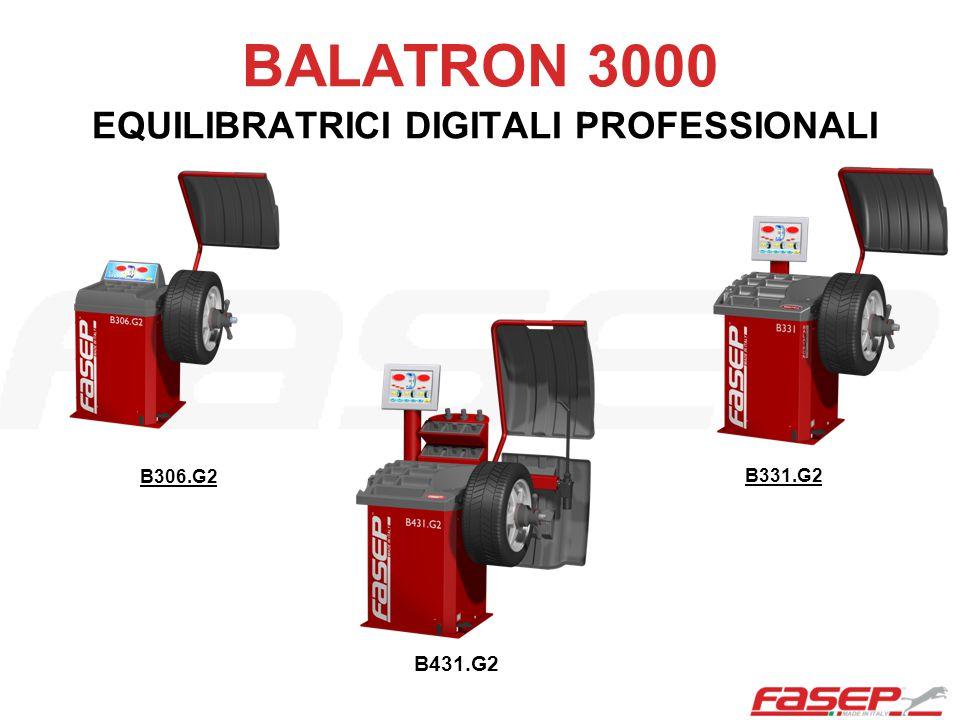BALATRON 3000 EQUILIBRATRICI DIGITALI PROFESSIONALI