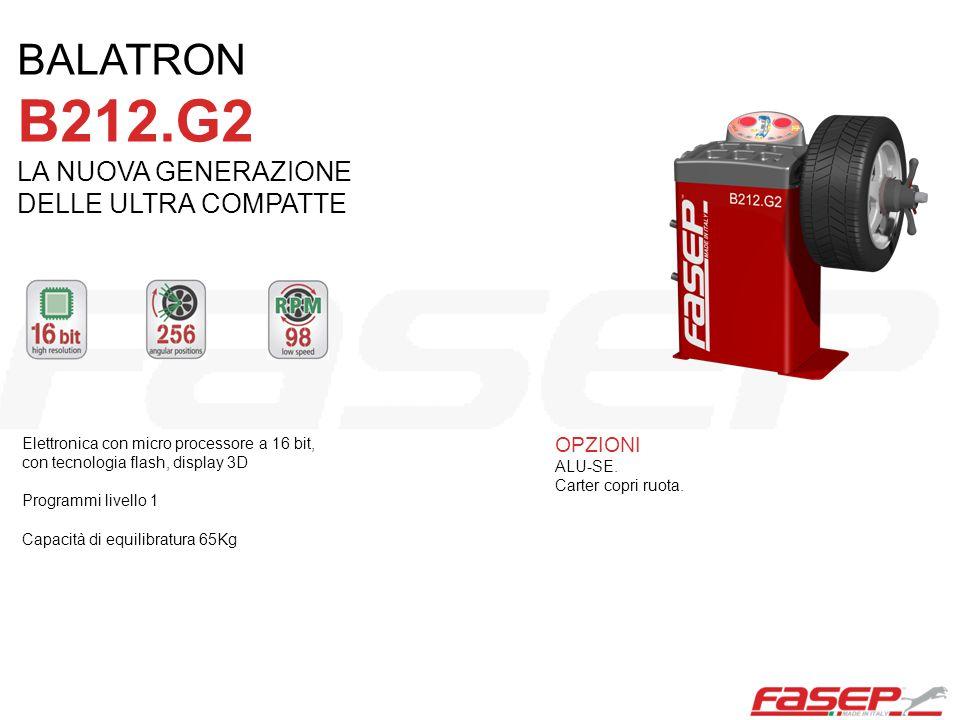 B212.G2 BALATRON LA NUOVA GENERAZIONE DELLE ULTRA COMPATTE OPZIONI