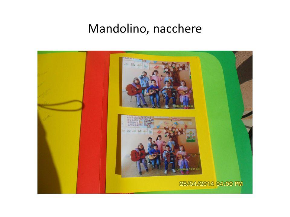 Mandolino, nacchere
