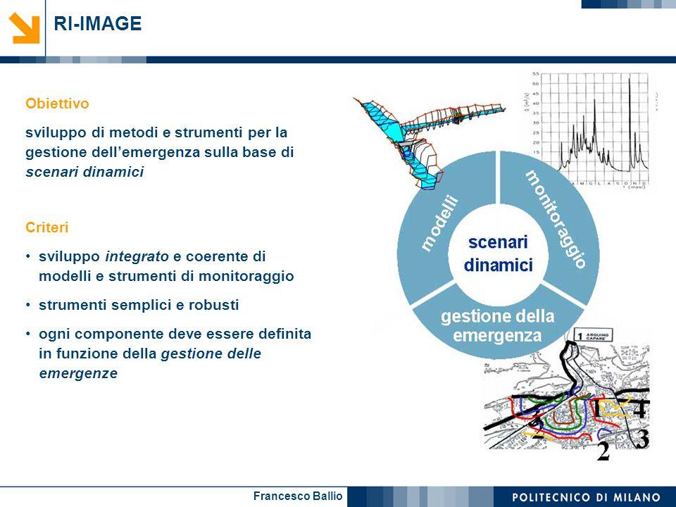 sviluppo integrato e coerente di modelli e strumenti di monitoraggio