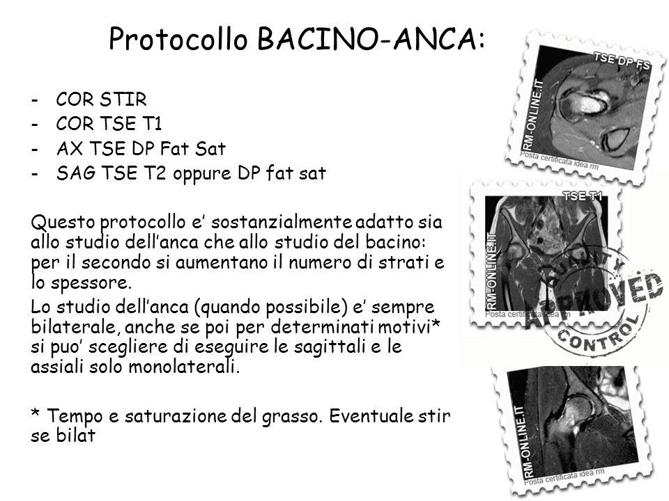 Protocollo BACINO-ANCA: